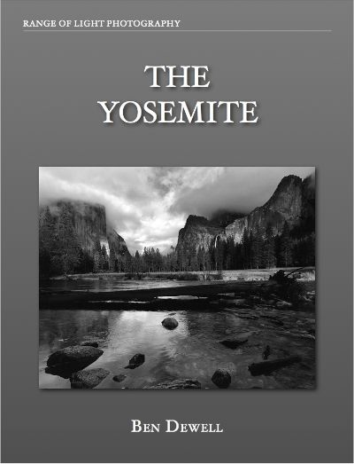 THE YOSEMITE iBook