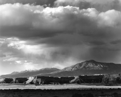 Thunderstorm, Henry Mountains