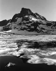 Banner Peak, 1000 Island Lake