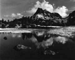 Banner Peak, Island Pass
