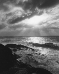 Sunbeams and Surf, Big Sur