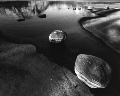 Tenaya Lake Erratics