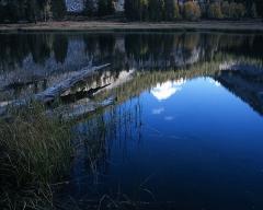 Autumn, Grass Lake